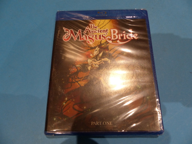 THE ANCIENT MAGUS BRIDE: PART ONE BLU-RAY + DVD + DIGITAL NEW