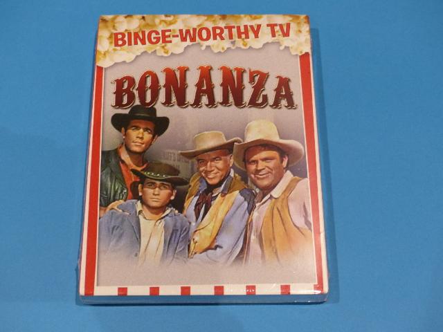 BONANAZA DVD NEW