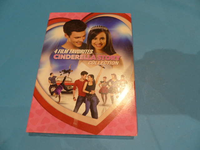 4 FAVORITE FILMS: CINDERELLA STORY COLLECTION DVD NEW