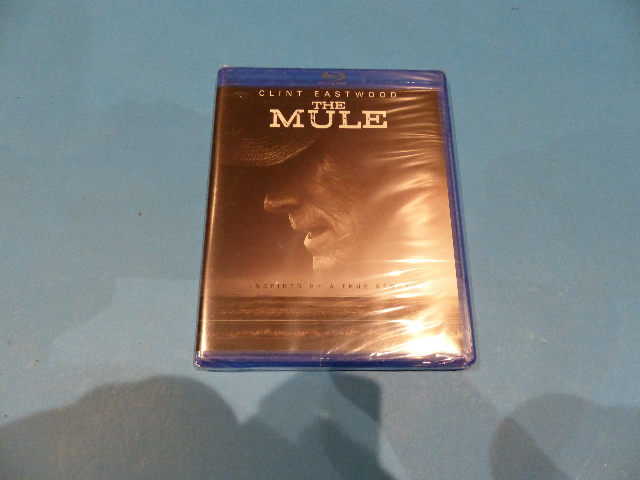 THE MULE - BLU-RAY NEW SEALED