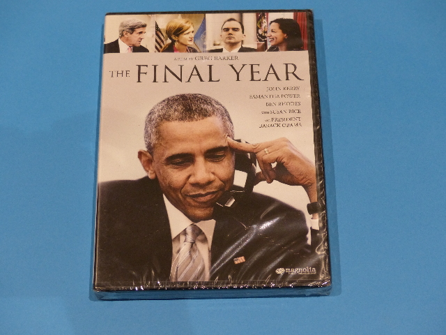 THE FINAL YEAR DVD NEW