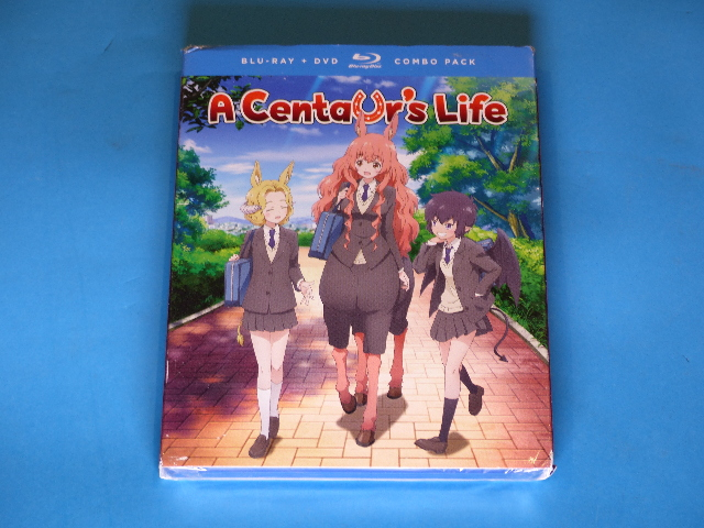 Details about A CENTAURS LIFE BLU-RAY + DVD NEW