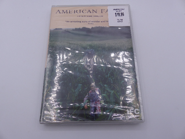 AMERICAN FABLE DVD NEW 030306948294 NEW A FILM BY ANNE HAMILTON