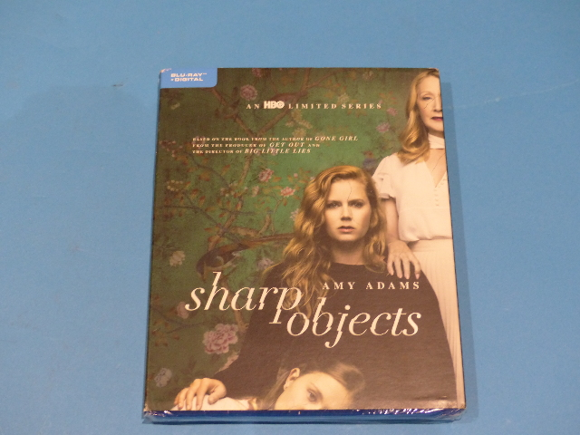 SHARP OBJECTS - BLU-RAY  NEW