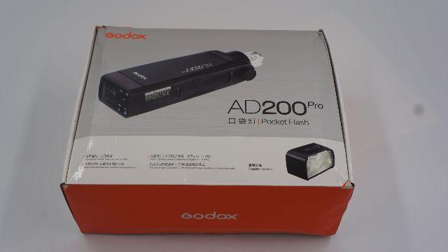 GODOX AD200 PRO POCKET FLASH