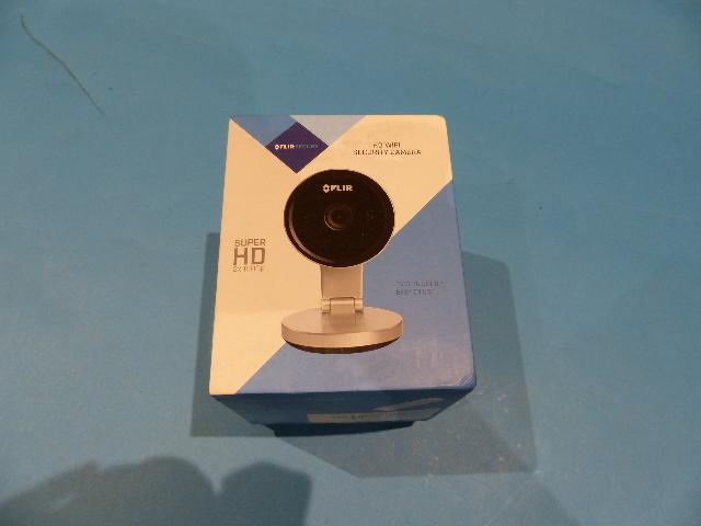 FLIR SECURE SUPER HD 1080P SIFI SECURITY CAMERA