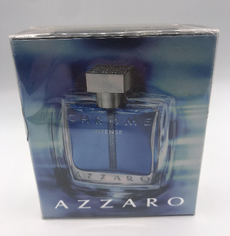 AZZARO CHROME INTENSE VAPORISATEUR SPRAY 1.7 FL. OZ. 50ML.