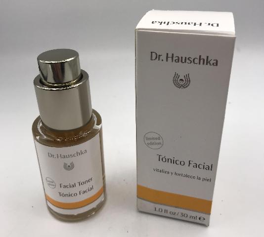 DR. HAUSCHKA LIMITED EDITION FACIAL TONER 1 FL. OZ. 30 ML.