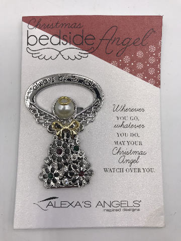 ALEXA'S ANGELS CHRISTMAS BEDSIDE ANGEL
