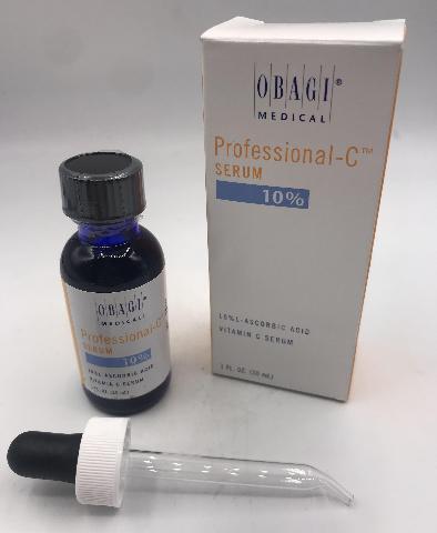 OBAGI PROFESSIONAL-C SERUM 10% 1 FL. OZ. 30 ML.