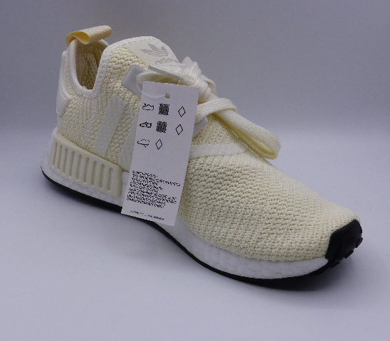 Adidas Nmd R1w Ee5174 Off White Gold Wmns Us 7 Eu 38 2 3 Running