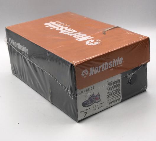 NORTHSIDE BURKE II TODDLER SIZE 7 PINK/CAMO ACTIVE SANDALS