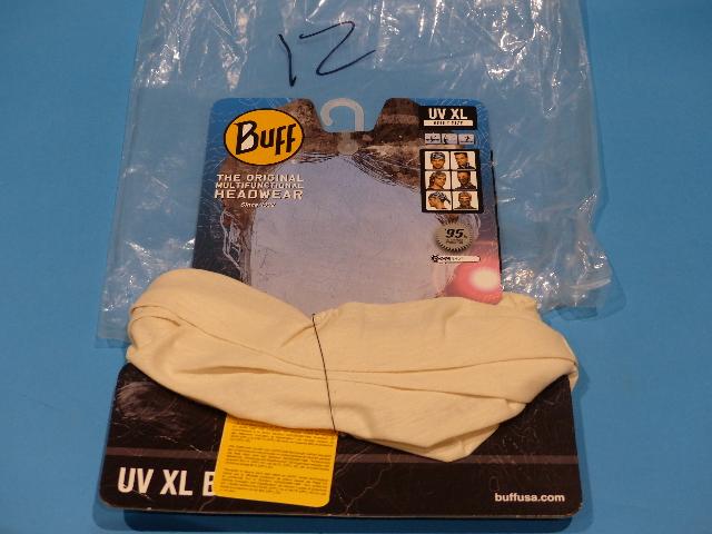BUFF UV XL BUFF PROTECTION MULTIFUNCTIONAL HEADWEAR ADULT CRU