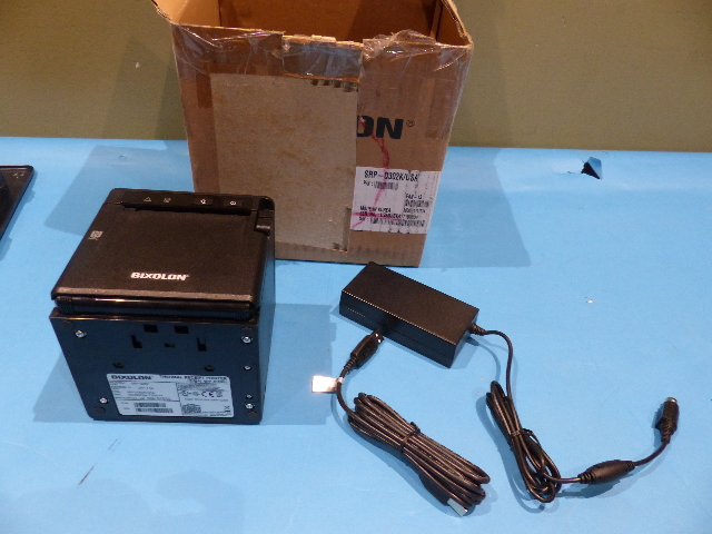BIXOLON SRP-Q302K DIRECT THERMAL RECEIPT PRINTER, BLUETOOTH, USB, ETHERNET
