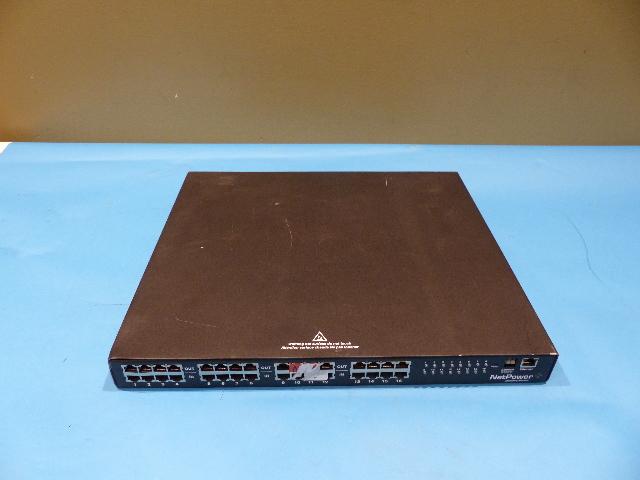 NETPOWER NPR500-16MC LIFESAFETY 500W 16 PORT POE