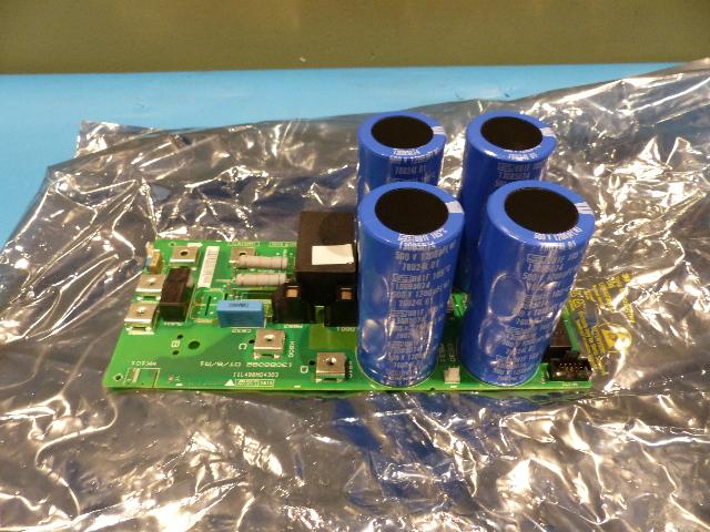 DANFOSS POWER ELECTRONICS 130B6092-DT6R1 DC LINK CARD 37KW 600V