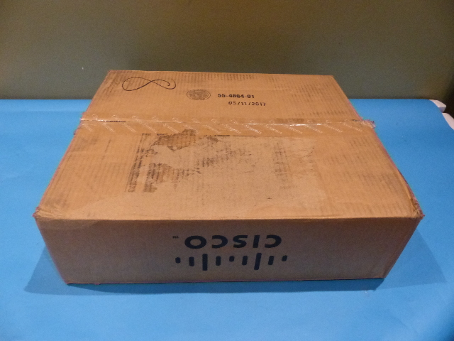 CISCO 2960 WS-C2960X-48FPS-L 48 PORT MANAGED ETHERNET POE SWITCH