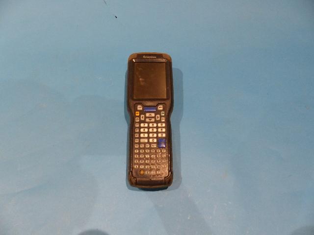 INTERMEC 1001CP01 CK71 HANDHELD MOBILE COMPUTER SCANNER W/O BATTERY FCC ID EHA-1000CP01X2