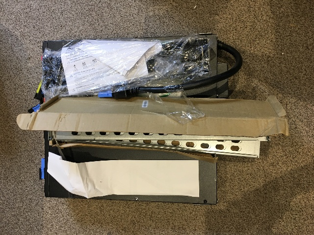 APC SRT48RMBP SMART-UPS SRT 48V 1KVA AND 1.5KVA RM BATTERY PACK