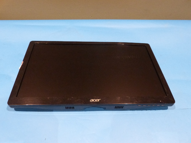 ACER G206HQL 19.5 IN LED COMPUTER MONITOR BACK LIT WIDESCREEN DISPLAY