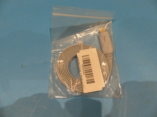 ASUNFLOWER 6 FT FTDI USB TO RJ45 FOR CISCO CONSOLE CABLE