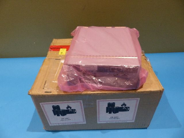 DATA DIRECT NETWORKS DDN07-01273-001 REV A8 ASSY CANISTER SC7702