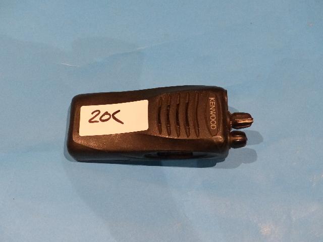 KENWOOD VHF RADIO 19048202307 TK-2402V-K W/OUT BATTERY FCC ID ALH434900