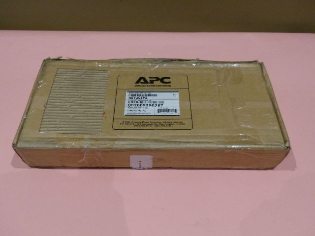 APC WSY2CSPS36830 SYMMETRA PX2 SYSTEM POWER SUPPLY