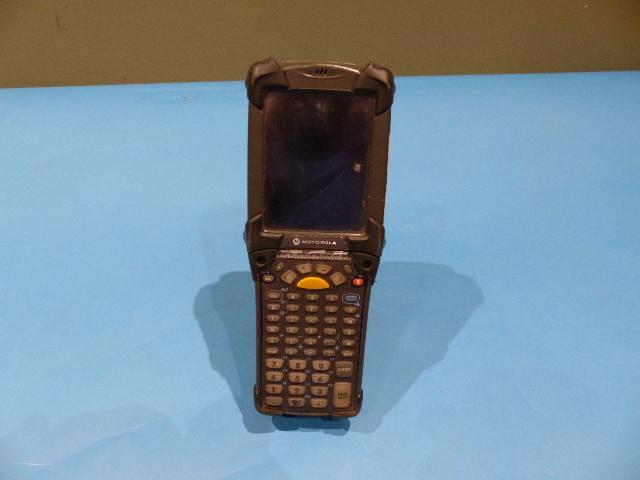 MOTOROLA MC9190-GJ0SWEYA6WR HANDHELD MOBILE COMPUTER FCC ID H9PMC9090