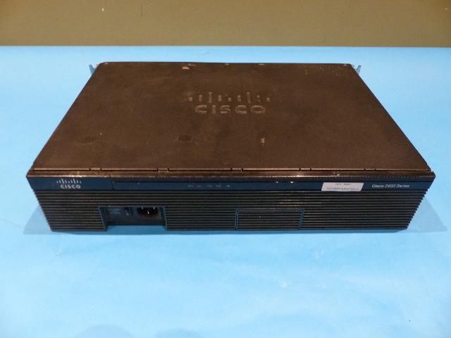 CISCO CISCO2911/K9 V06 ISR ROUTER 1* VWIC3-1MFT-T1/E1 1* VWIC3-2MFT-T1/E1