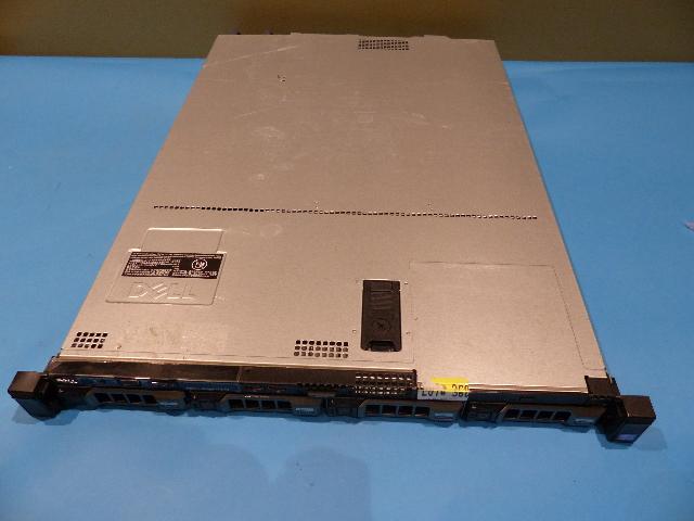 DELL POWEREDGE R420 2X INTEL XEON E5-2420 1.90GHZ 6C 128GB 8* 16GB ECC DDR3 1333MHZ MT36KSF2G72PZ-1G6E1LI
