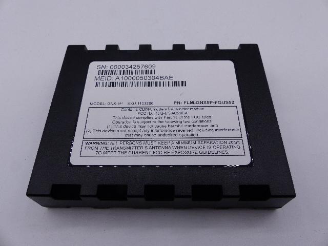 FLM-GNX5P-FGUS52 GPS VEHICLE TRACKER GNX-5P