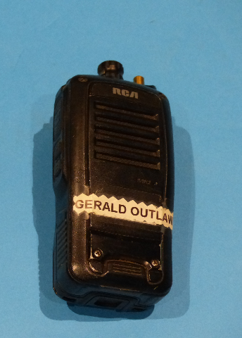 RCA BR250U 16 CHANNEL TWO WAY RADIO