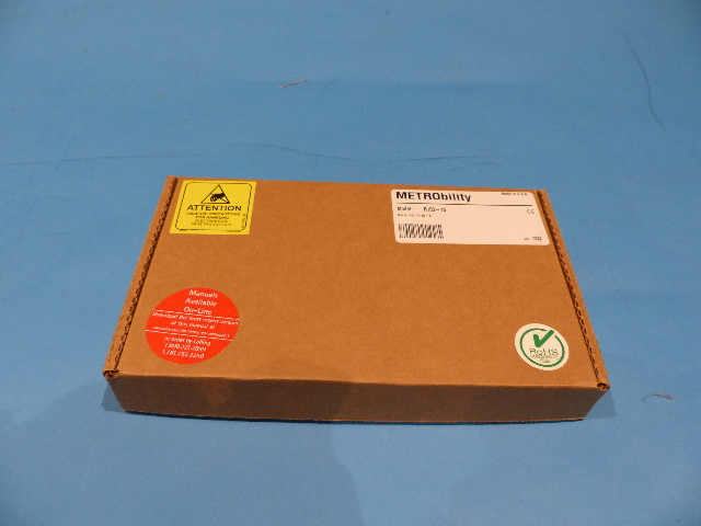 TELCO SYSTEMS METROBILITY R153-1S 1000TX TO 1000FX LINE CARD