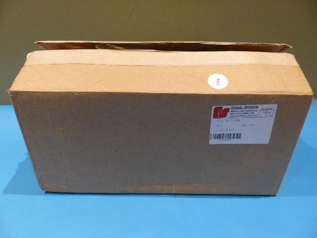 FEDERAL SIGNALING P-A250 250W CLASS-D POWER AMPLIFIER MODULE