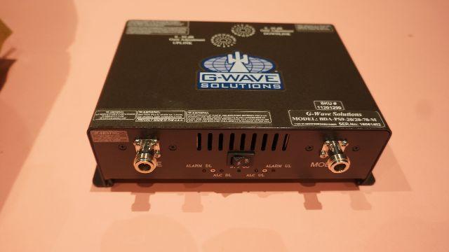 G WAVE SOLUTIONS BDA-PS9-20/20-70-M 11201299 BI-DIRECTIONAL SIGNAL AMPLIFIER