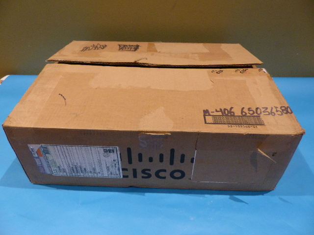 CISCO C9200L-24P-4X-E V01 24 PORT ETHERNET SWITCH