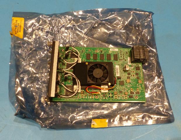 BARCO R9004744 03-1205008-90 2 HDMI 1.4 2 DP DISPLAYPORT 1.1 COMBO INPUT CARD