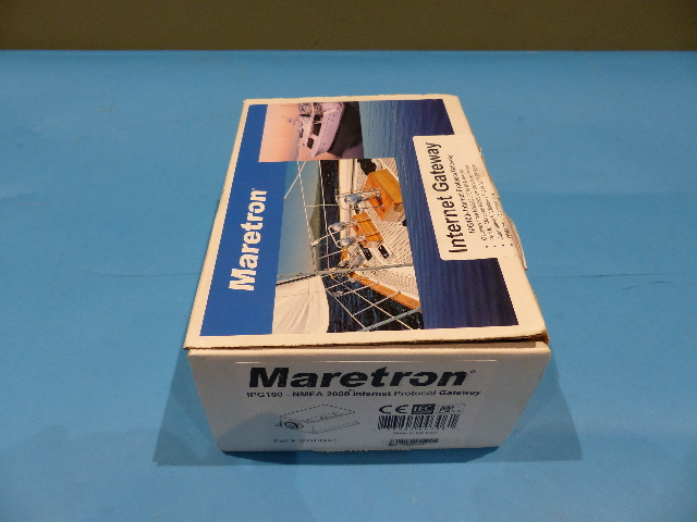 MARETRON IPG100 NMEA2000 INTERNET PROTOCOL GATEWAY