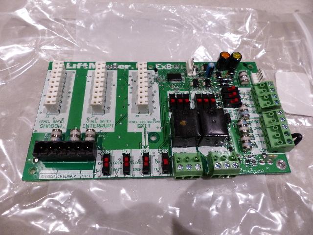 LIFTMASTER GARAGE DOOR EXB EXTENDED CONTROL BOARD 014D1280B