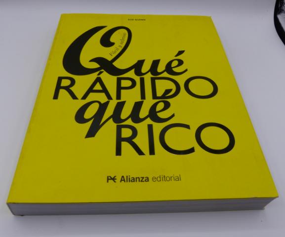 QUE RAPIDO QUE RICO SUE QUINN 8491044639