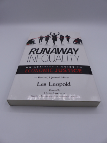 RUNAWAY INEQUALITY REVISED UPDATED EDITION LES LEOPOLD 692436308