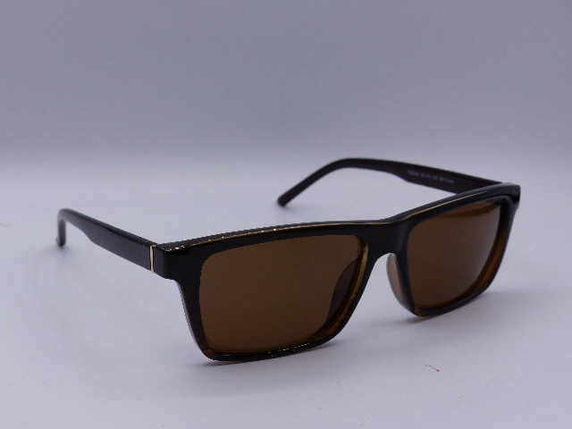 RUNWAY RS646 BROWN SUNGLASSES BROWN TINT SIZE 56-16-140