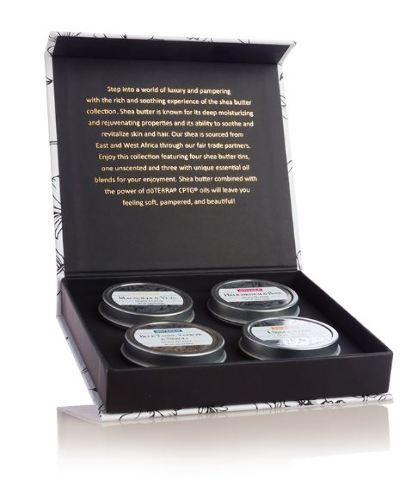 DOTERRA SHEA BUTTER COLLECTION - NEW/SEALED - FREE SHIPPING