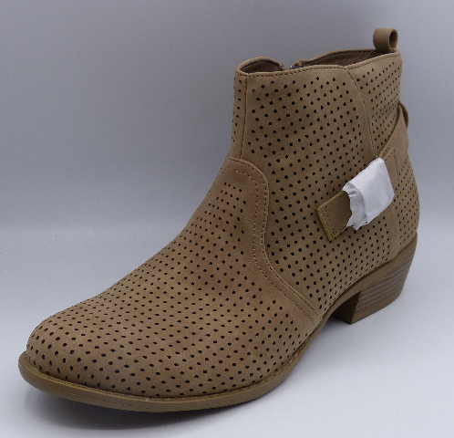 JUST FAB WEEKEND ADVENTURE TAUPE US WOMEN 8.5 EU 39 BOOITES