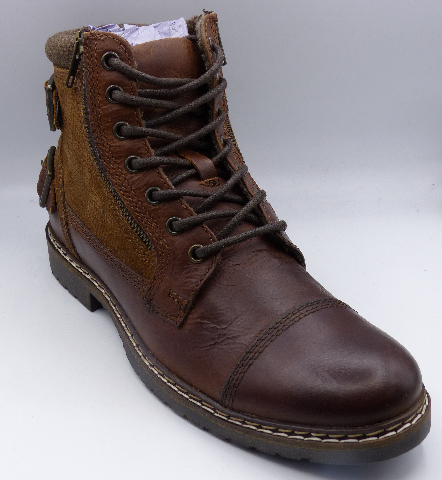 STEVE MADDEN WELCO1M1 WOOD BROWN US MEN 7 BOOTS