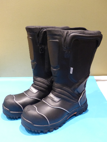 "THOROGOOD BUNKER BOOT 14"" INSULATED BLACK US MENS 13.5 EU 46.5 WORK BOOTS 804-6369"