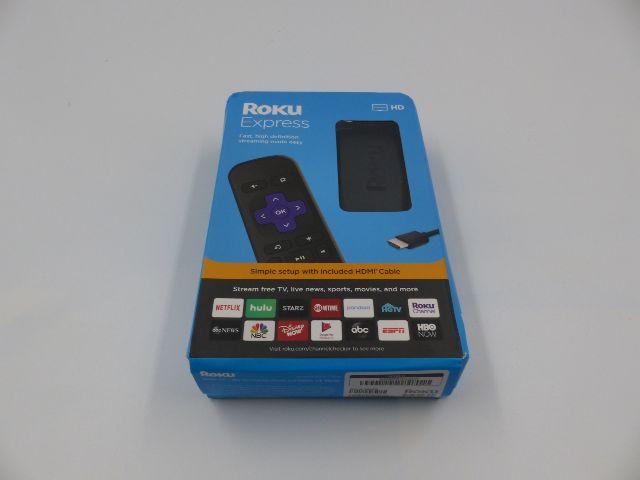ROKU EXPRESS 3930R HD STREAMING MEDIA PLAYER