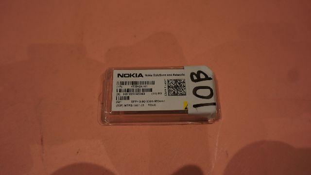 NOKIA MTRS-1A11-01 473842A.101 SFP+ 9.8G 300M TRANSCEIVER