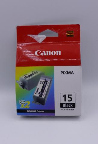 CANON 8190A003 AA GENUINE 15 INK CARTRIDGE 8190A003(AA)